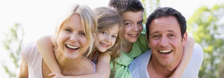 Chiropractic Arlington WA Happy Family
